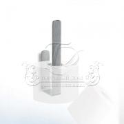 Держатель для туалетной бумаги Colombo OVER арт. B7090