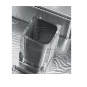 Стаканчик для зубных щеток Colombo Cool ICY арт. W4502