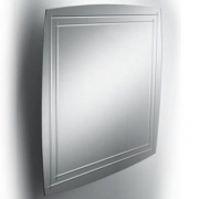 Зеркало с подсветкой и выключателем  Colombo PORTOFINO арт. B2016