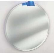 Зеркало с подсветкой и выключателем круглое Colombo LUNA арт. B0128