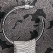 Держатель -  кольцо для полотенца 23 см. Colombo Hermitage арт. B3331 CR