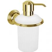 Дозатор жидкого мыла подвесной Colombo Hermitage арт. B9335.HPS
