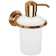 Дозатор жидкого мыла подвесной Colombo Hermitage арт. B9335.OA