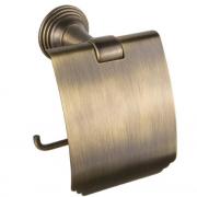 Держатель туалетной бумаги с защитным щитком Colombo Hermitage арт. B3391.OA