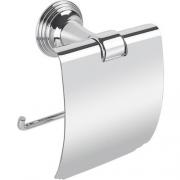 Держатель туалетной бумаги с защитным щитком Colombo Hermitage арт. B3391.HPS